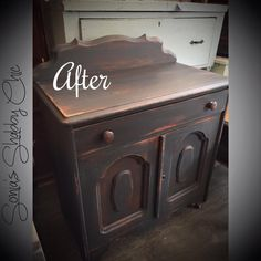 Shabby distressed dresser! Always new painting tips, new junk money chalk paint colors, and DIY projects at styleshabby.com!