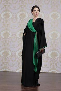 Emoo Fashion: Saudi Abaya Collection 2012