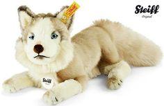 Steiff Husky Dui Schlittenhund Hund Dog Alaska 080425  NEU OVP