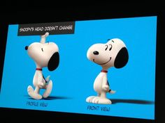 Exlusive tour inside Blue Sky Studios with the voice actors and animators for THE PEANUTS MOVIE by George Gensler