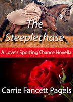"""Debbie's Dusty Deliberations : """"The Steeplechase"""" by Carrie Fancett Pagels with C..."""