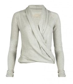 Closest thing to a ballet sweater I can find, but I sort of don't understand this.