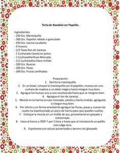 Torta navideña venezolana