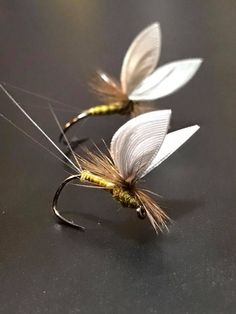 beautiful fly for fly fishing