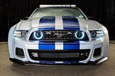 """""""Need for Speed"""" Mustang Highlights Ford Racing Pace Car Lin Ford Mustang Shelby Gt500, New Ford Mustang, 2015 Mustang, Mustang Cars, 1967 Mustang, Ford Shelby, Ford Mustangs, Car Ford, Ford Gt"""