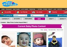 Indiaparenting team conducts the Indian Baby Photo Contest every week. Just try … Indiaparenting team conducts the Indian Baby Photo Contest every week. Just try your luck for this week contest with your baby photo and win prizes. Baby Photo Collages, Baby Photo Books, Baby Contest, Indian Baby, Win Prizes, Doctor In, Diy Photo, Photo Displays, Photo Contest