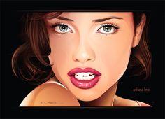 Illustrator vector works (22)   more http://webneel.com/daily   Follow us www.pinterest.com/webneel