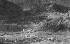 Guldvika ca 1915 by Espen Sandmo, via Flickr