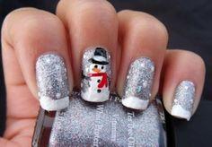 Creative Christmas Nail Designs!   NAIL PIXIIE