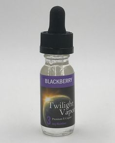Northwest Vape .COM - Blackberry, $13.00 (http://www.northwestvape.com/blackberry/)