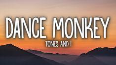 Tones and I - Dance Monkey (Lyrics) Music Songs, New Music, Atlantic Records, Spotify Playlist, Best Friends Forever, Musicals, Lyrics, Monkey, Dance