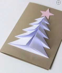 Diy christmas cards 1688918599161617 - Mr Gift: Ten cute Christmas Tree gift cards Source by wonsunhee Christmas Tree With Gifts, Diy Christmas Cards, Noel Christmas, Handmade Christmas, Simple Christmas, Christmas Card Ideas With Kids, Christmas Paper, Christmas Design, Christmas Projects