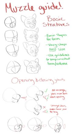 A few muzzle tricks! by Jay-Pines - Drawing tips and stuff - . - A few muzzle tricks! by Jay-Pines – Drawing tips and stuff – - Animal Sketches, Art Drawings Sketches, Animal Drawings, Wolf Drawings, Sketch Art, Cartoon Drawings, Pencil Drawings, Art Reference Poses, Drawing Reference