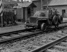 Railway Jeep