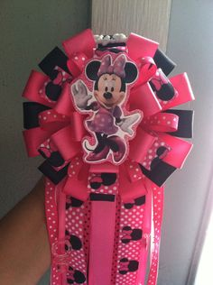 Minnie Mouse Theme by ModernMumsCollection on Etsy, $25.00
