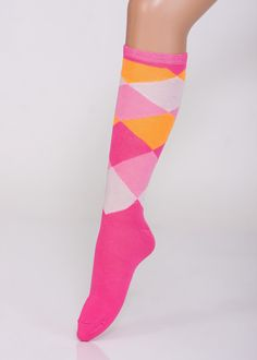 74a0cb399 Argyle Socks Argyle Socks, Dress Socks, Fashion Socks, Trendy Dresses,  Color Combos