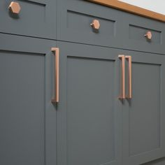 How to position cabinet knobs for installation. #remodel ...
