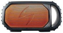 Ecoxgear - Ecostone Bluetooth Waterproof Speaker - Orange