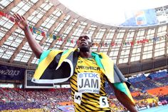Bolt Signs off with Relay Win to become World Championships' Most Successful Athlete