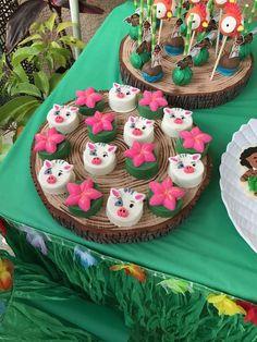 4th birthday Moana | CatchMyParty.com