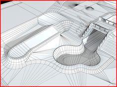 skate park 3d 3ds - Skate Park by Tornado Studio
