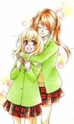 Hiyori y Ricchan // Hiyokoi