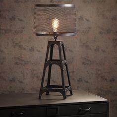 World Market Lamp Shades Handmade Recycled Bottle Desk Light Wood Lamp Desk Lamp Table