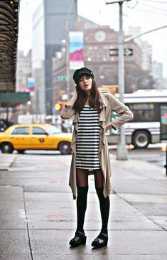 Natalie Off Duty | The unique fashion perspective of New York model Natalie Suarez | Page 33