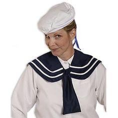 Sailor Cap & Collar