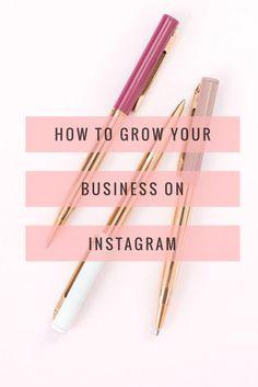Marketing en Instagram. Tips, infografías y tutoriales sobre Instagram para pequeñas empresas, bloggers, emprendedores y emprendedoras. Instagram para negocios. Instagram for business.