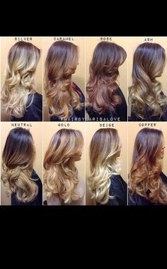 Know Which Ombré To Ask For #Beauty #Trusper #Tip