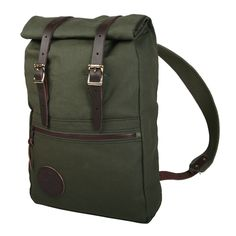 Duluth Pack Roll Top Scout | $135 | Holiday Gift Guide #giftideas