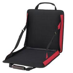 Picnic at Ascot Portable Adjustable Reclining Stadium Seat - 193E-BLK