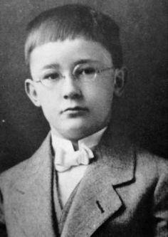 Heinrich Himmler - 1907