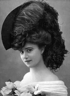 mode parisienne fevrier 1907