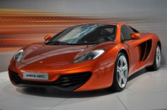 Awesome McClaren MP4-12C!