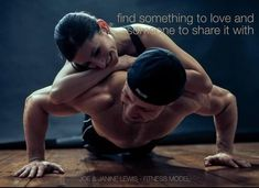 fitness couple pictures | Pinned by Emmana Jules