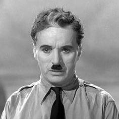 "Charlie Chaplin ""The Great Dictator"""