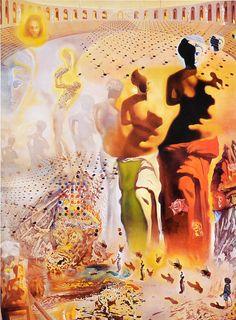 Hacia 1968-1970  Óleo sobre lienzo, 398,8 x 299,7 cm Saínt Petersburg, The…