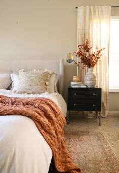 Simple Home Updates: Candles & Cozy Throws Round Up - In Honor Of Design
