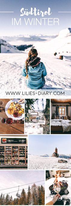 Insidertipps für Südtirol im Winter Tipps für Südtirol gesucht? Eine Winterwanderung durch den Schnee, entspannende Saunagänge im Chalet Hafling & so viel mehr tolle Sachen hat Südtirol im Winter zu bieten. Auf www.lilies-diary.com findet ihr die winterlichen Südtirol Insidertipps!