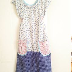 Dottie Angel frock - pattern: 1080 by simplicity in size m. Was a bit confusing but put that down to lack of experience! Frock Patterns, Clothing Patterns, Sewing Patterns, Sewing Ideas, Sewing Projects, Sewing Clothes, Diy Clothes, Dress Sewing, Washi Dress