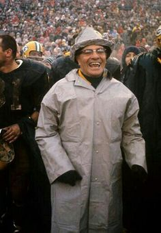 So great they named the Super Bowl trophy after him. Go Packers, Greenbay Packers, Packers Football, Green Bay Football, Green Bay Packers Fans, Rodgers Packers, Vince Lombardi, Super Bowl, Legends