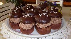 Képviselő muffin a legújabb őrület! Íme a recept! Sweets Recipes, Muffin Recipes, Cookie Recipes, Healthy Freezer Meals, Torte Cake, Hungarian Recipes, Cake Cookies, Cupcakes, Cakes And More