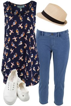 Summer Flair Outfit includes handpicked by birds, Walnut, and Kooringal at Birdsnest Fashion