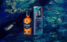 Ballantine's Whisky – Artist Series - Studio – Leif Podhajsky