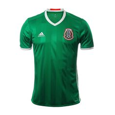 This is the official fan version of the jersey that El Tri will line up in  while competing in the historic 2016 Copa America Centenario. 96a7a9a2578ac