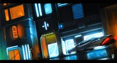 Cyberpunk. by mkw-no-ossan. #Cyberpunk #Art #gosstudio .★ We recommend Gift Shop: http://www.zazzle.com/vintagestylestudio ★