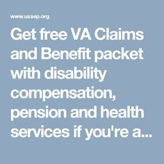 Get free VA Claims and Benefit packet with disability compensation, pension and health services if you're a veteran in military and got exposed to asbestos, and diagnosed with mesothelioma now. Military Retirement Benefits, Military Benefits, Va Benefits, Veterans Administration, American Veterans, Body Organs, Military Discounts, Denial