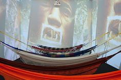 We Went to an Art Show So Immersive You Can Sleep in a Hammock | The Creators Project